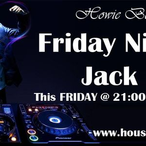 Howie Bellafonté's Friday Night Jack off!  Radio show on www.housebeat.eu 31st March 2017 #6