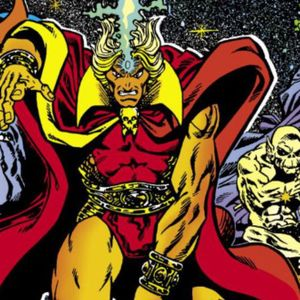 U75GMCP#24: Adam Warlock by Jim Starlin with Al Sedano