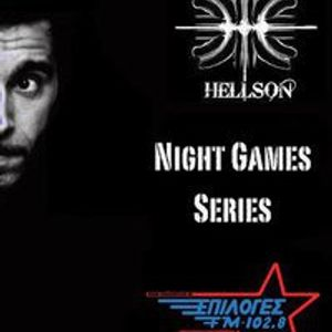 Night Games 027 (The End of Time) w/ John Hellson [at] Music Therapy (Radio Show)