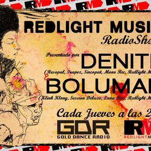 Redlight Music Radioshow 001 @ Gold Dance Radio