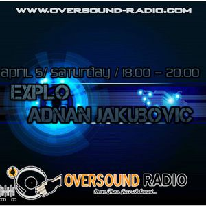 Guest mix for Explo by Adnan Jakubovic (Oversound Radio) (05.04.2014)