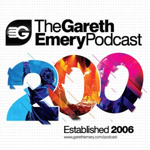 The Gareth Emery Podcast 200th (Jose Solis Guestmix)