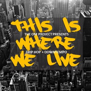 THIS IS WHERE WE LIVE: TRIP HOP + DOWNTEMPO