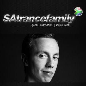 SAtrancefamily Special Guest Set - Andrew Rayel