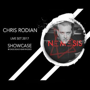 Chris Rodian: Live Mix @ Oasis Beach Bar (Rhodes) Nemesis Showcase 09.Sep.2017