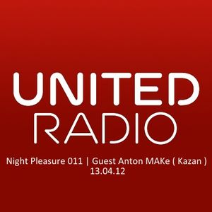 AntonMAKe - Guest mix special for UnitedRadio 13.04.12
