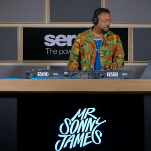 Mr. Sonny James: Serato In The Mix Series