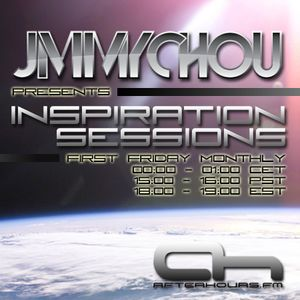 Jimmy Chou - Inspiration Sessions 027 on AH.FM 05-09-2014