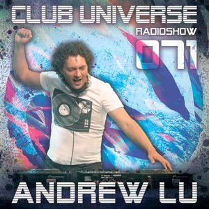 Club Universe Radioshow #071