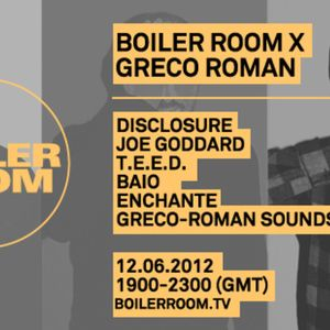 Greco-Roman Soundsystem DJ Set feat. Skream Boiler Room