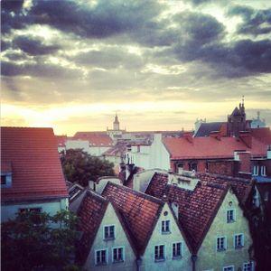 Sunset Mix @ Nozownicza Rooftop Bar (08-08-2012)