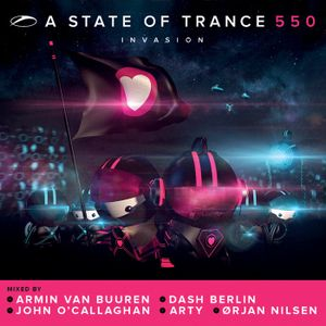 A State Of Trance 550 - Mixed by Armin van Buuren
