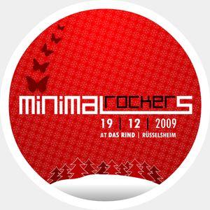MNML-CTRL @ Minimalrockers 19.12.2009