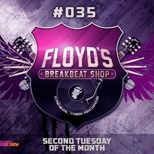 Floyd the Barber - Breakbeat Shop #035 (14.08.18) [no voice]