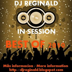 Dj Reginald - Session Best of 2010