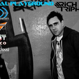 AWOT Mexico pres.DIGITAL PLAYGROUND with Alex John & RICH TRIPHONIC
