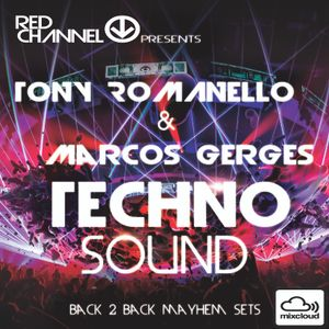Tony Romanello & Marcos Gerges - Red Channel Broadcast SE 10-29-16
