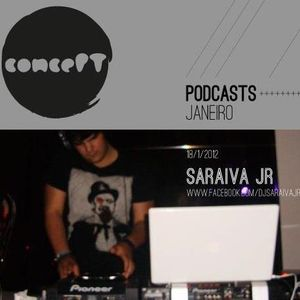 Concept Podcast #2 - SARAIVA JR