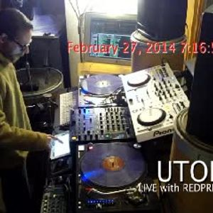 RedPrince live on UGHTV Thu, 27 Feb 2014