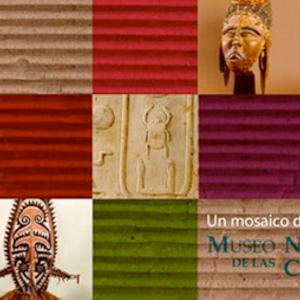 Iguales y diversos. Mitos de tres Continentes. expo