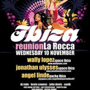 IBIZA REUNION Mix (November 2010)