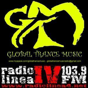 Global Trance Music programa emitido el 08.03.2012
