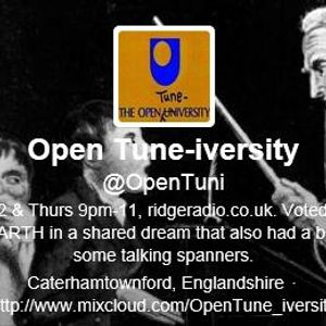 The Open Tune-iversity, 10/07/13 - SATs for Cats!