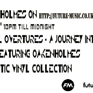 Oakenholmes - Journey into the Grid - 9th Sept - future-music.co.uk