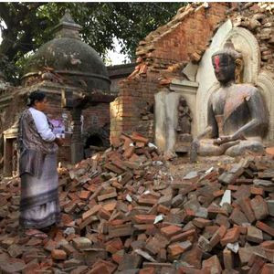 Lessons from a Himalayan Earthquake