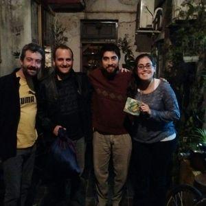 Bogado & Los Venticalores en vivo