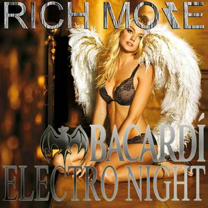 RICH MORE: BACARDI® ELECTRONIGHT 11/01/2014