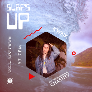 SURF'S UP with Brandon of Chastity // Special Guest Edition