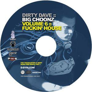 D-Syfa - Big Choonz. Vol.6 - 'fuckin'house'