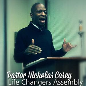 I Will - Pastor Nicholas Cosey