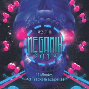 MEGAMIX YEAR 2K13 BY DJ GUILLAUME RIBEIRO