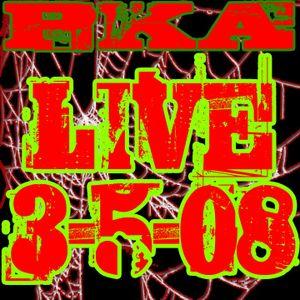 PERSONAL:KILLING:AGENDA LIVE 03/05/2008