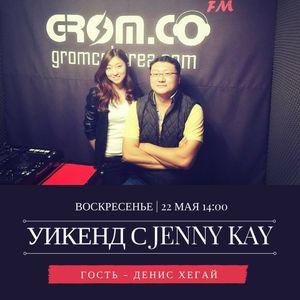 Weekend Jenny K @Gromco FM #12