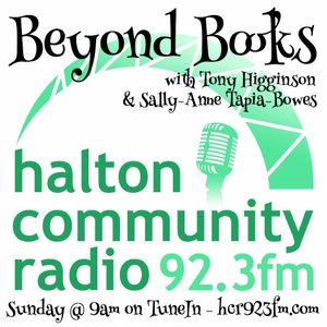 Beyond Books Show Sunday 27th March 2nd Hour
