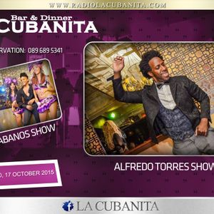 Alfredo Torres and Habanos Show @ La Cubanita Bar & Dinner, Sofia 17.10.2015