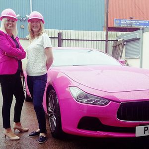 InHealthyBusiness - Interview with Inspirational Lisa Marie Jones Founder of Pinkspiration