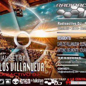 RADIOACTIVO DJ 26-2018 BY CARLOS VILLANUEVA