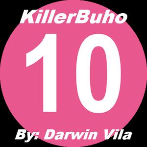 Killerbuho #010 - Edicion Especial julio 2012 - by Darwin Vila