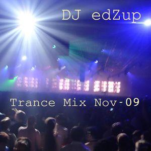 DJ edZup's Trance Mix Nov-09