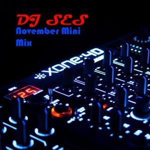 November Mini Mix