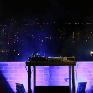 Ruido Selecto - live set terraza de Tony 2014