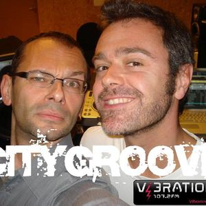 Friday 14 September 2012 DJ Patrick Balzat on Radio Vibration in CITYGROOVE 107.2fm ( BE )