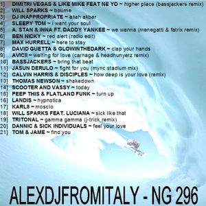 ALEXDJFROMITALY - NG296 melbourne bounce 2015