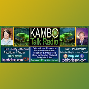 Kambo Talk Radio with Ginny and Todd