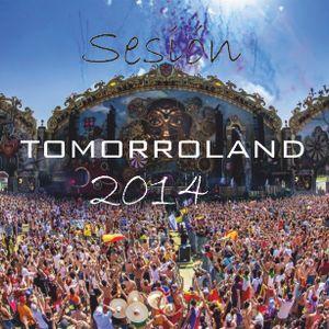 sesion tomorrowland 2014
