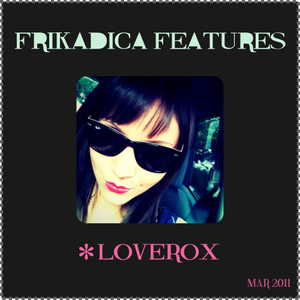 Frikadica features @loverox